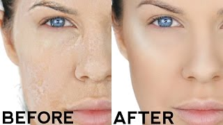 WEIRD FOUNDATION HACK FOR PERFECT, MATTE, FLAWLESS SKIN!!!?? WTF!!!