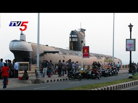 AP Govt To Develop Sea Tourism In Vizag | CBN Inaugurated Passengers Jetty | TV5 News