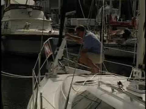 Watch Hunter 45CC Test Sail
