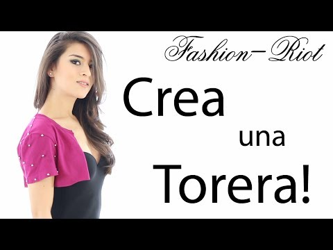 Recicla una camiseta DIY Torera  | Fashion Riot