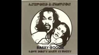 Ashford Simpson Love Dont Make It Right Bourgie Bourgie