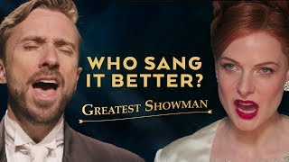 Never Enough The Greatest Showman Male Version Real Opera Singer