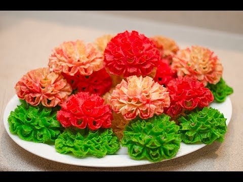 Lotus Flower Cookie Recipe Youtube