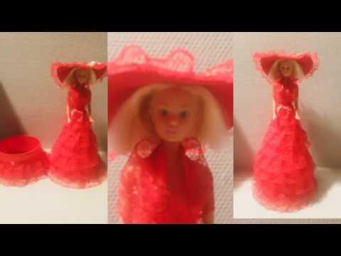 Смотреть как сделать куклу шкатулку