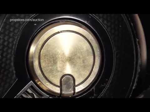 Prop Store's Pacific Rim Online Auction - Mako Mori's (Rinko Kikuchi) Jaeger Drivesuit Helmet