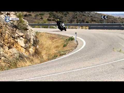 Videoprueba Honda CB 500 F - Arpem. EU. 2013