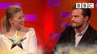 Jamie Dornan's sleepwalking secret... - BBC