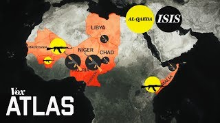 How Islamist militant groups are gaining strength in Africa