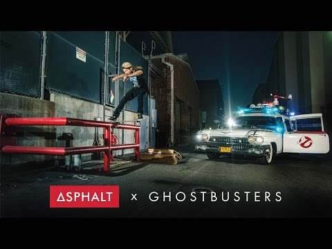 GHOSTBUSTERS X AYC