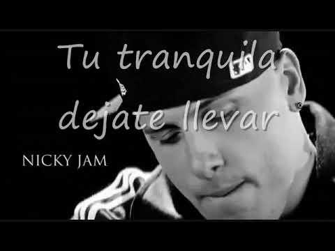 Nicky Jam-(Travesuras)-[Letra]