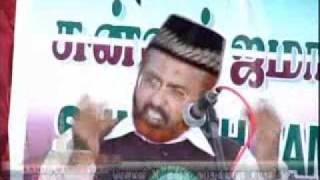 Vettri Payanam - Tamil bayan - Darga Payanam Ziyarat + 2 Question -  Aflalul Ulama Sheikh Abdullah Jamali