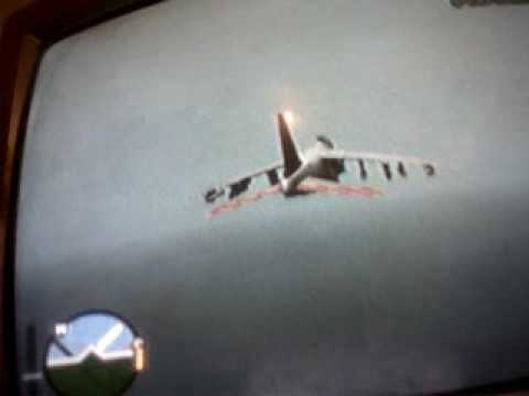 GTA San Andreas how to fly a Hydra jet