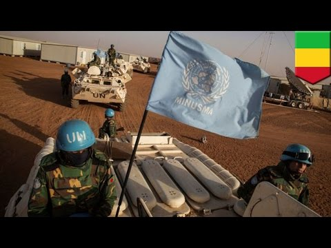Mali attacks on UN base: 3 killed and 20 injured in mortar attack on MINUSMA camp - TomoNews
