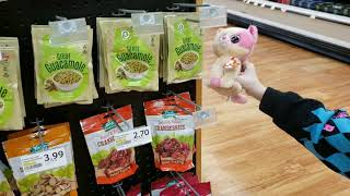 Annabelle ty beanie boo grocery shopping