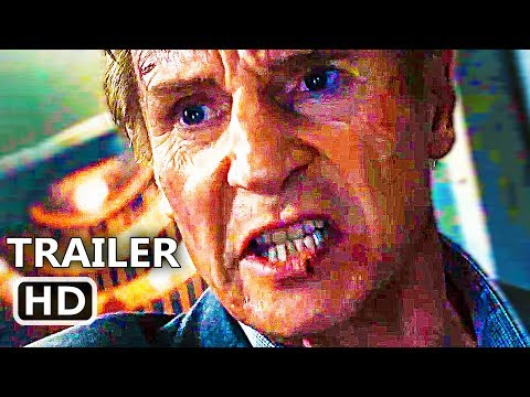 THE COMMUTER Trailer # 2 (2018) Liam Neeson Thriller Movie HD