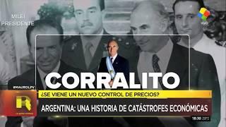 """""""Podríamos estar ante la mayor crisis de la historia argentina"""" Javier Milei- 14/04/19"""