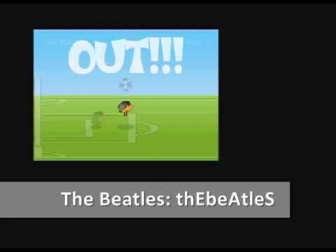 The beatles thebeatles rolling stones therstones wall flosatball