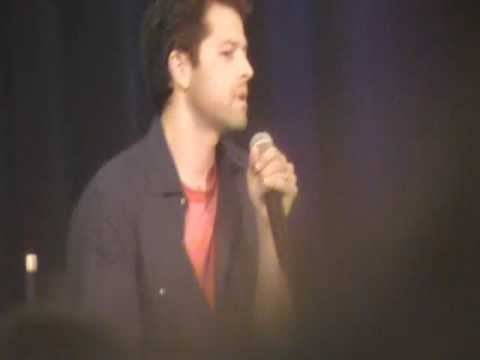Misha Collins Panel - Angel Ranking/Gay for Dean - P5 - Van Con 09
