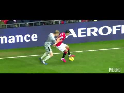 Angel Di Maria - Craziest Nutmegs / Panna Skills Ever | HD