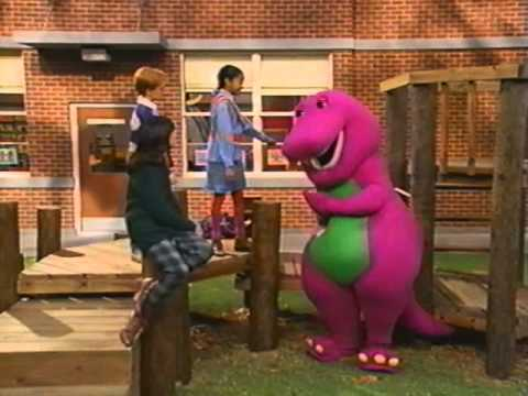 Barney Safety Part 1