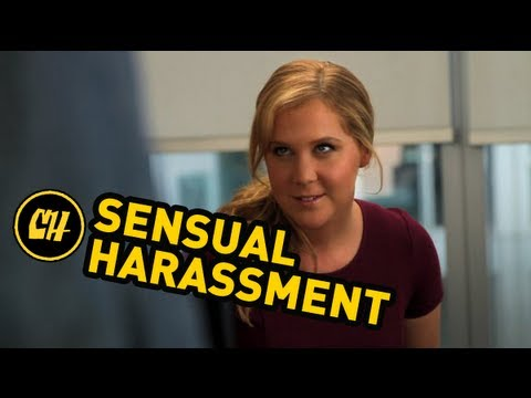 Hardly Working: Sensual Harassment (with Amy Schumer) video