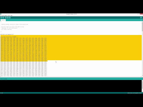 Making an arduino generate sound. Bit Crushing and downsampling software.