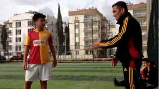 Young Football Talent - Ahmet Buğra TOPUZ (Galatasaray)