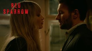 Red Sparrow   Look For It on Ultra HD, Blu-ray, DVD & Digital   20th Century FOX