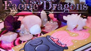 🌸All About Faerie Dragons🐉   ☙Mythical Creatures❧