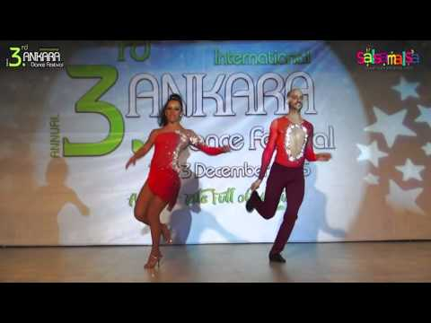 Isaia & Sissi Dance Performance | AIDC-2015