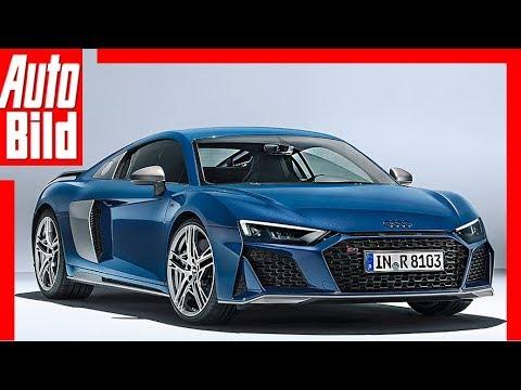 Audi R8 Facelift (2018) Vorstellung / Sitzprobe / Review