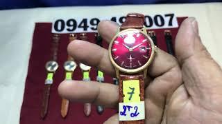 7/4(đã bán)10c đồng hồ cơ cổ(đã qua sử dụng)LH 0949490007