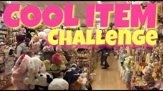 Coolest Item Challenge