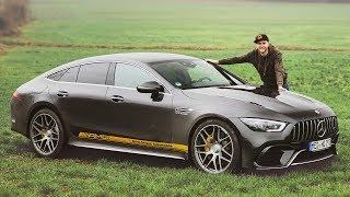 Warum ich für 200.000€ den Mercedes-AMG GT 63 S (639PS | 4-Türer) kaufen würde