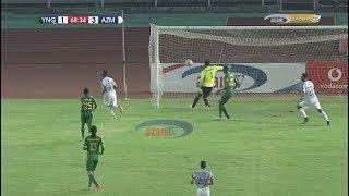 YANGA 1-3 AZAM FC : Tazama magoli matamu yaliyohitimisha msimu wa VPL 2017/18
