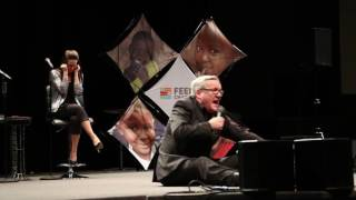 Mark Lowry Everybody Wants to Go to Heaven   Humor   I Love Old People 06 13 15