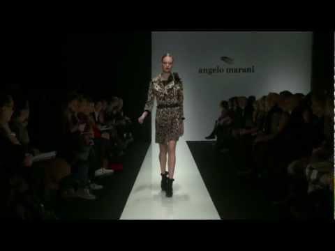 Angelo Marani @ sfilata settimana della moda Milano 2012 – collezione autunno/inverno 2012/2013