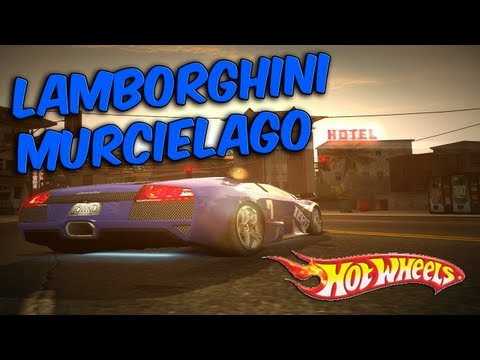 NFS WORLD: Lambo AcceleRacer