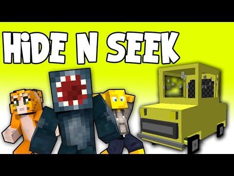 Minecraft - Crazy Craft 2.2 - Hide n Seek! [51]