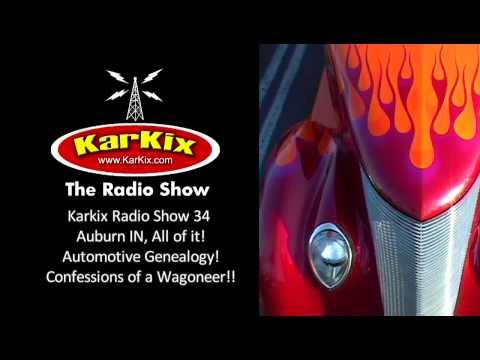 KarKix Loves Auburn INDIANA!  Automotive Genealogy!