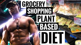 Grocery Shopping for Plant Based Diet | Increase The Immune System