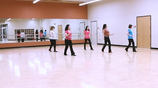 Love Remains - Line Dance (Dance & Teach)