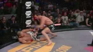 Bellator MMA Highlights: Michael Chandler Destroys Akihiro Gono