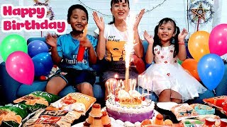 HAPPY BIRTHDAY ♥ CHÚC MỪNG SINH NHẬT MẸ ♥ BÉ SỮA BÉ KEM ♥