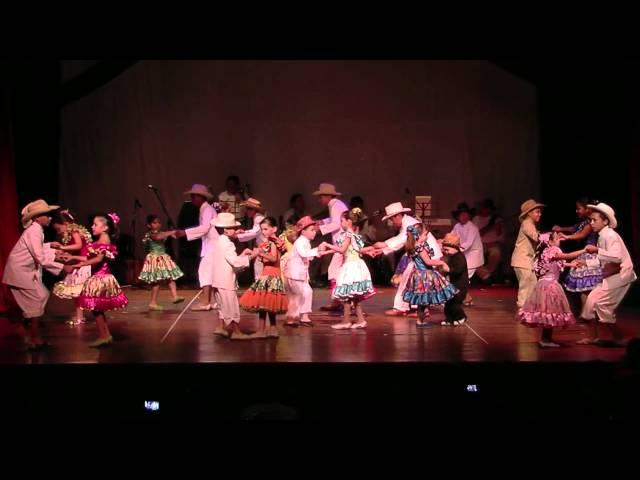 Danzas Temerí-Joropo Infantil