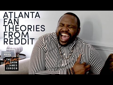 Brian Tyree Henry Reacts to 'Atlanta' Fan Theories