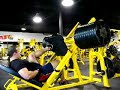Leg Press 22 plates x 6 Image 2