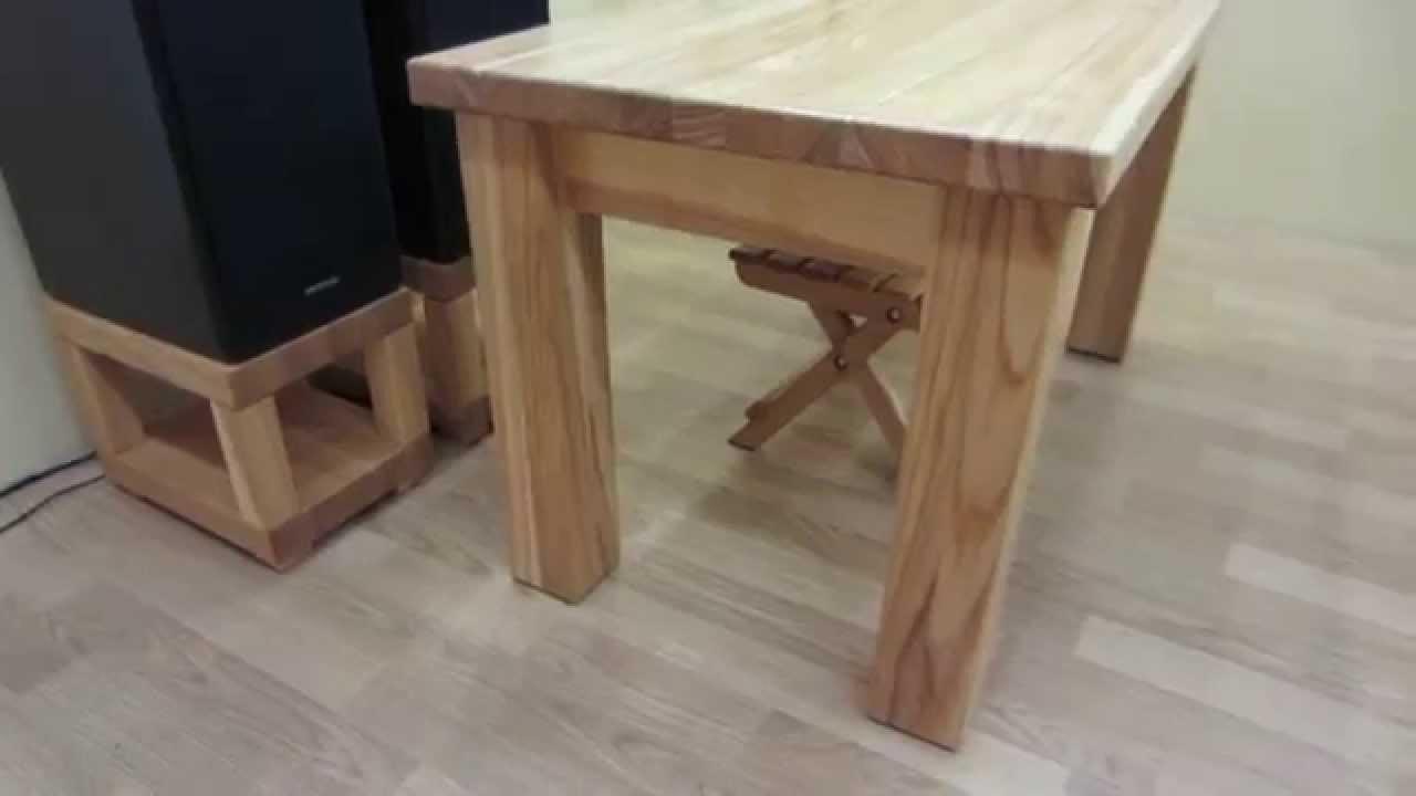 Столик своими руками простой