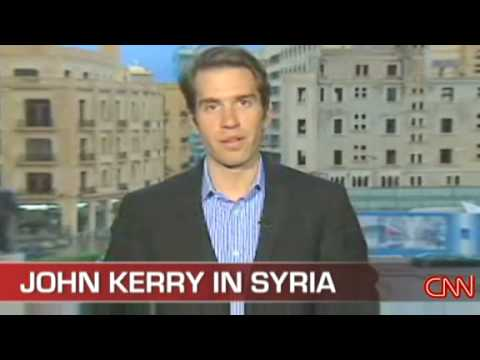 Kerry surrenders to Syria
