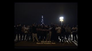 SHAYFEEN, OUENZA, TOTO, MADD & WEST - TCHA RA (unexpected music video)